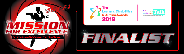 National Learning Disability Awards – The Woodhouse finalists in five categories
