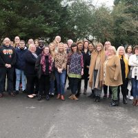 The Avalon Centre in Swindon welcomes their new team