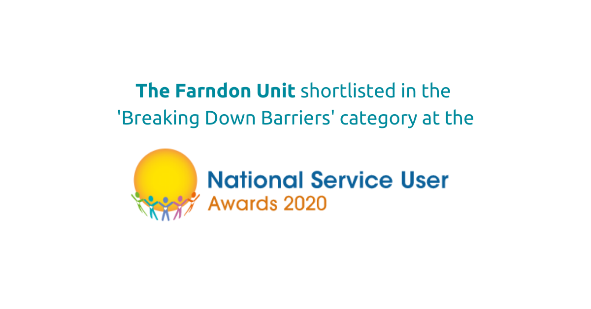 National Service User Awards