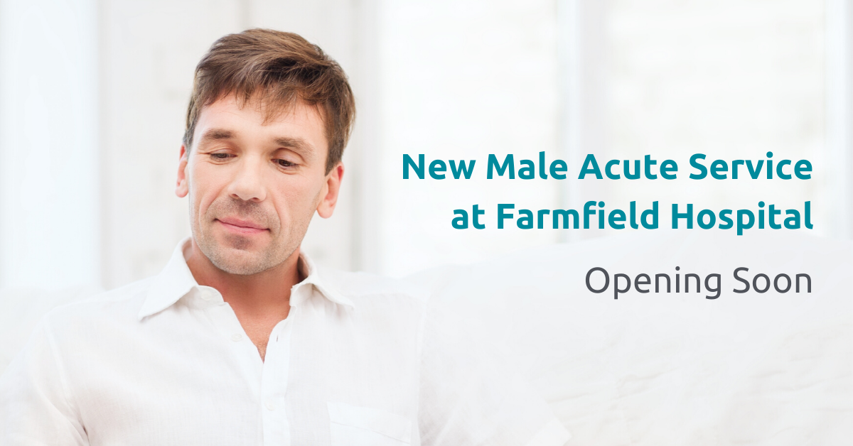 Farmfield Hospital Male Acute Service